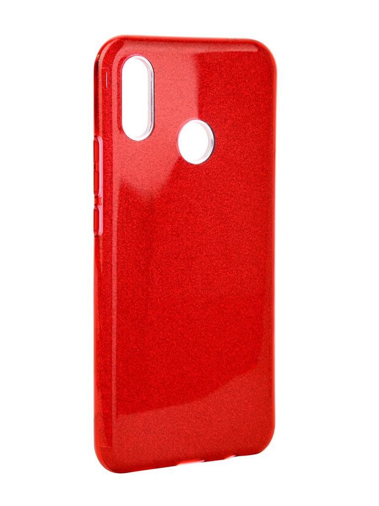 Аксессуар Чехол Neypo для Huawei Nova 3 Brilliant Red Crystals NBRL5579 аксессуар чехол для huawei honor 10 neypo brilliant silicone red crystals nbrl4504