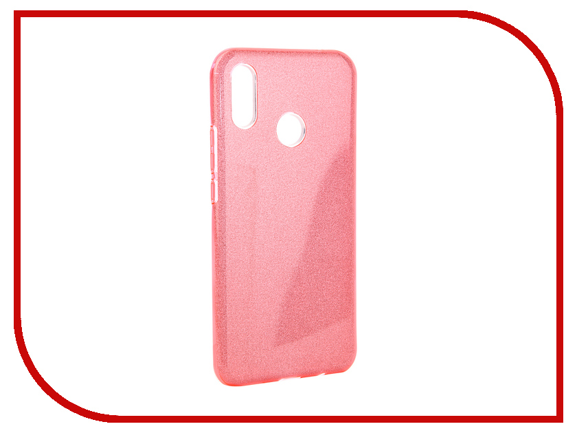 Аксессуар Чехол для Huawei Nova 3 Neypo Brilliant Pink Crystals NBRL5580 аксессуар