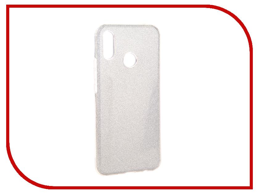 Аксессуар Чехол для Huawei Nova 3 Neypo Brilliant Silver Crystals NBRL5581 аксессуар чехол для huawei p20 pro neypo brilliant silicone turquoise crystals nbrl4561
