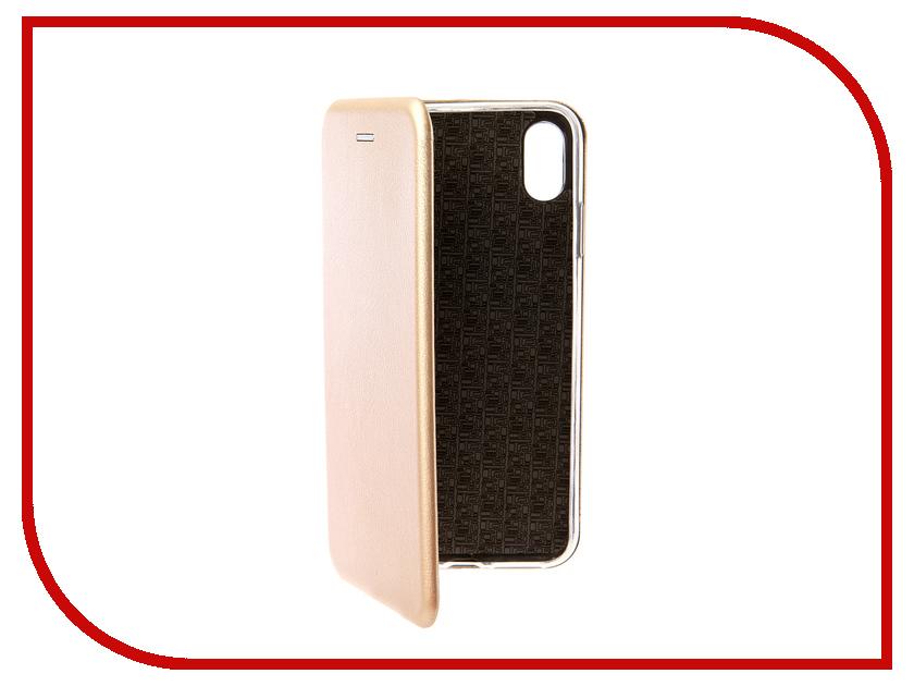 Аксессуар Чехол для APPLE iPhone XS Max Neypo Premium Gold NSB5726 аксессуар