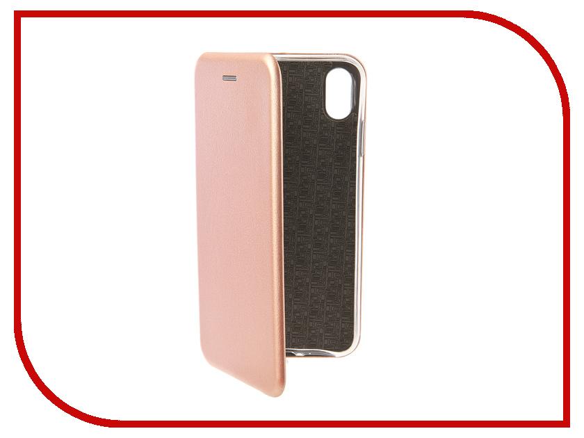 Аксессуар Чехол для APPLE iPhone XS Max Neypo Premium Rose Gold NSB5728 аксессуар