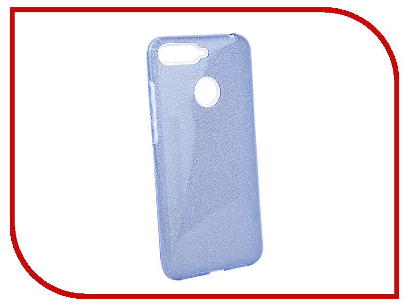 Аксессуар Чехол для Huawei Y6 Prime 2018 Neypo Brilliant Blue Crystals NBRL5753 аксессуар чехол для huawei p20 pro neypo brilliant silicone turquoise crystals nbrl4561