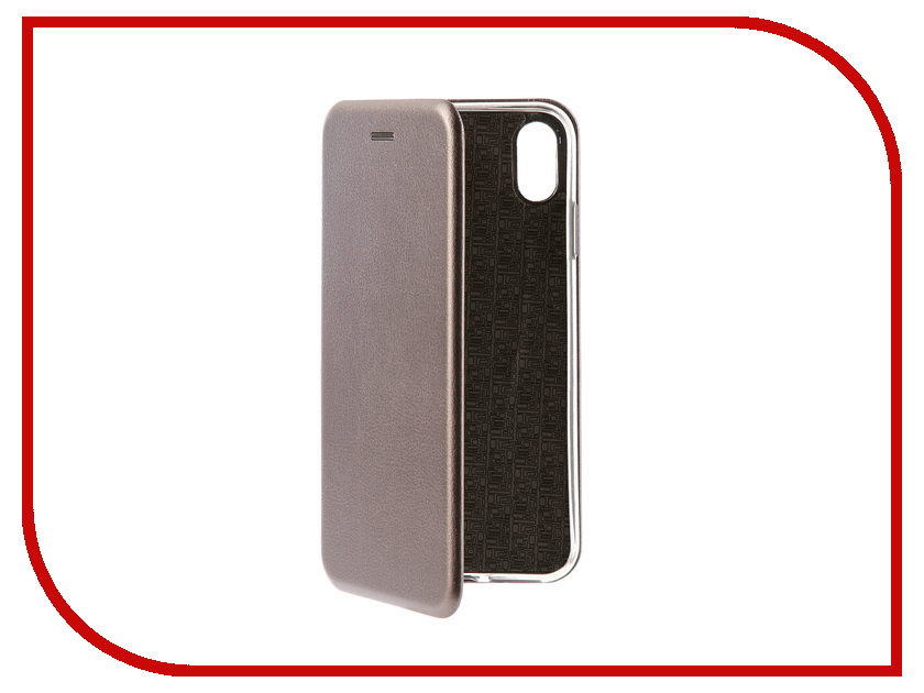 Аксессуар Чехол для APPLE iPhone XS Max Neypo Premium Silver NSB5729 аксессуар чехол neypo supreme для apple iphone x black nsb3305