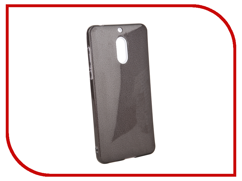 Аксессуар Чехол для Nokia 6 2018 Neypo Brilliant Black Crystals NBRL5785 аксессуар