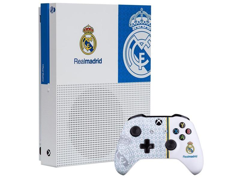 Игровая приставка Microsoft Xbox One S 1Tb Реал 1902 RB-XB08