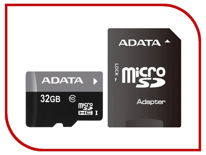 Карта памяти 32Gb - A-Data MicroSDHC UHS-I U3 V30S AUSDH32GUI3V30SA1-RA1 с переходником под SD карта памяти 32gb sony micro sdhc uhs 1 u3 class 10 sr32ux2at с переходником под sd