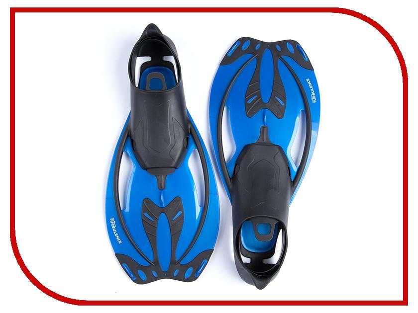 Ласты Mad Wave Turbulence Размер 45-46 Blue M0648 01 7 15W ласты mad wave training размер 43 44 blue m0747 10 7 04w