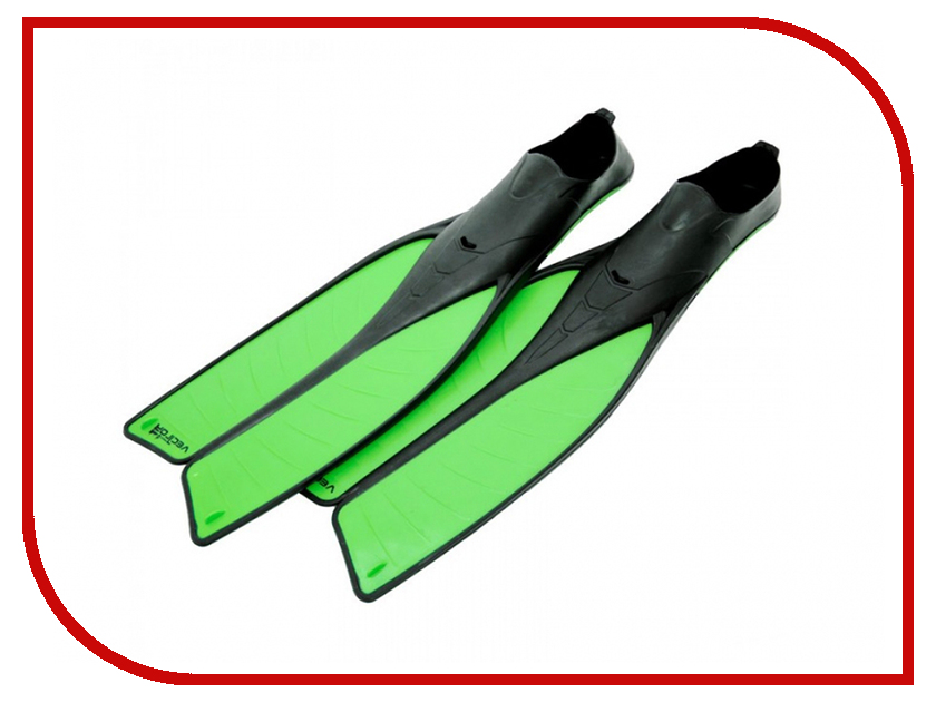 Ласты Mad Wave Vector Размер 45-46 Green M0640 01 9 09W ласты mad wave vector размер 39 40 yellow m0640 01 6 06w