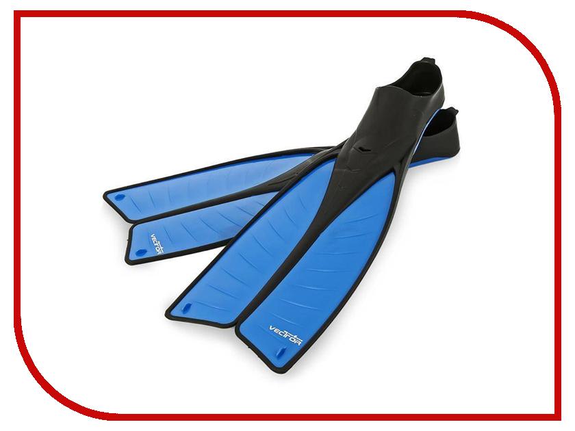 Ласты Mad Wave Vector Размер 45-46 Navy M0640 01 9 04W полотенце mad wave wave 50x100cm blue m0766 04 1 04w