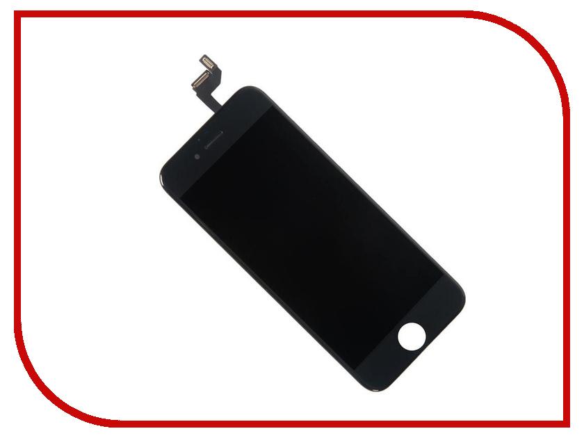 Дисплей RocknParts для iPhone 6S в сборе с тачскрином Refurbished Black 604915