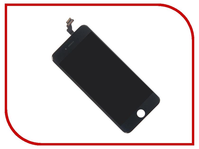 Дисплей RocknParts для iPhone 6 Plus дисплей в сборе с тачскрином Refurbished Black 604905 дисплей monitor lcd for iphone 5 black