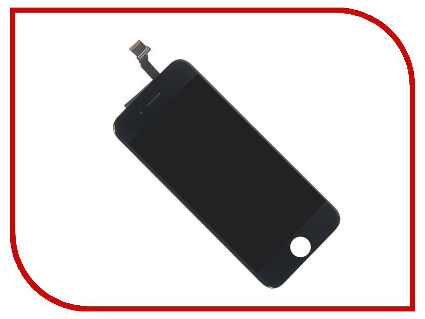 Дисплей RocknParts для iPhone 6 дисплей в сборе с тачскрином Refurbished Black 604652 дисплей monitor lcd for iphone 5 black