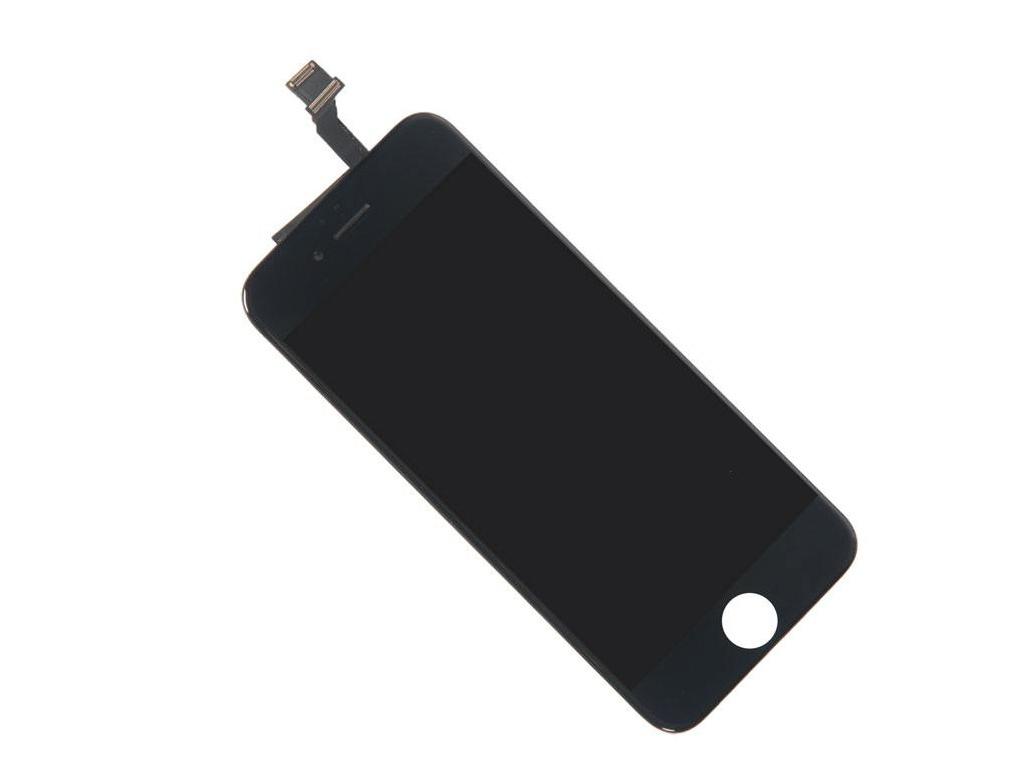 Дисплей RocknParts для iPhone 6 дисплей в сборе с тачскрином Refurbished Black 604652