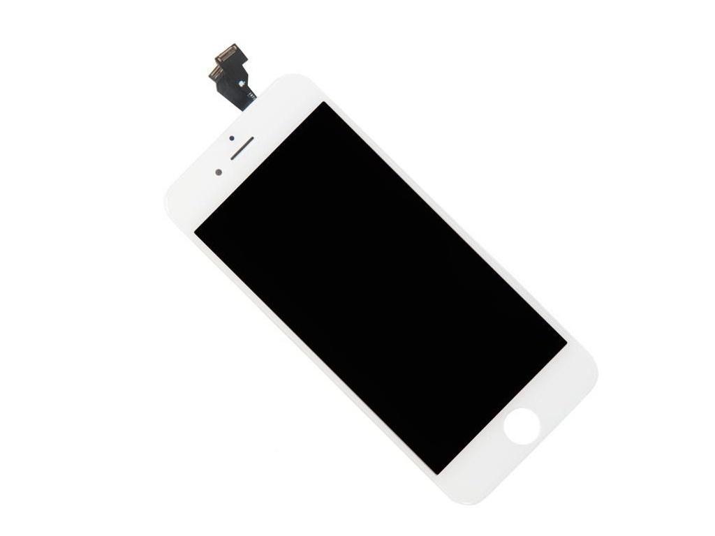 Дисплей RocknParts для iPhone 6 дисплей в сборе с тачскрином Refurbished White 604651
