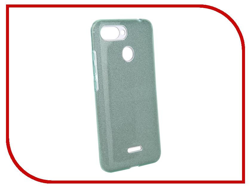 Аксессуар Чехол для Xiaomi Redmi 6 Neypo Brilliant Turquoise Crystals NBRL5300 аксессуар чехол для huawei p20 pro neypo brilliant silicone turquoise crystals nbrl4561