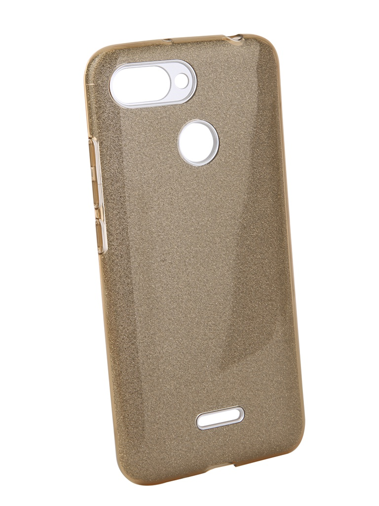 Аксессуар Чехол Neypo для Xiaomi Redmi 6 Brilliant Gold Crystals NBRL5304