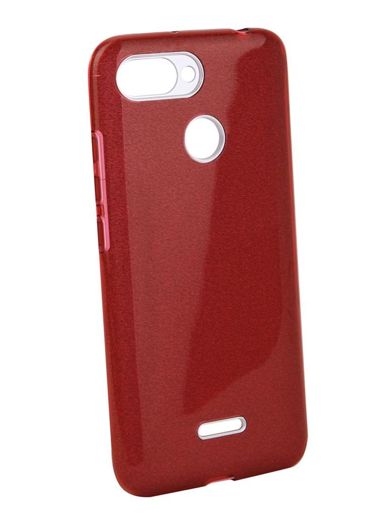 Фото - Аксессуар Чехол Neypo для Xiaomi Redmi 6 Brilliant Red Crystals NBRL5306 аксессуар