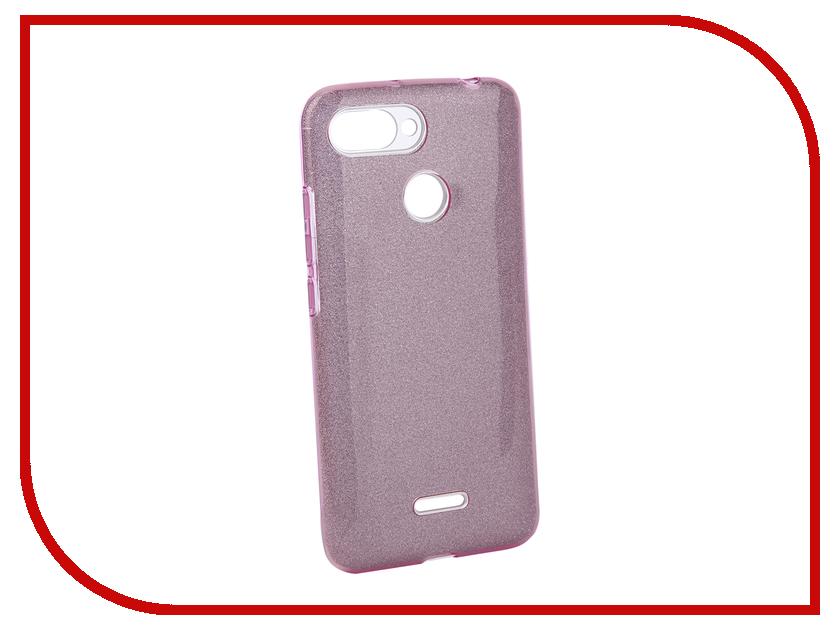 Аксессуар Чехол для Xiaomi Redmi 6 Neypo Brilliant Violet Crystals NBRL5311 аксессуар
