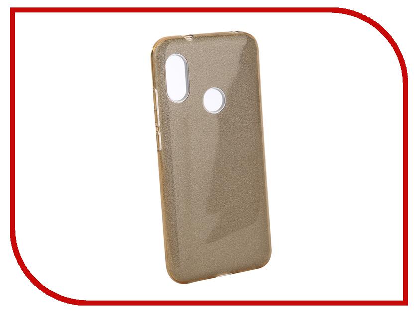 Аксессуар Чехол для Xiaomi Redmi 6 Pro Neypo Brilliant Gold Crystals NBRL5318 аксессуар чехол для xiaomi redmi 5 plus neypo brilliant silicone purple crystals nbrl4042