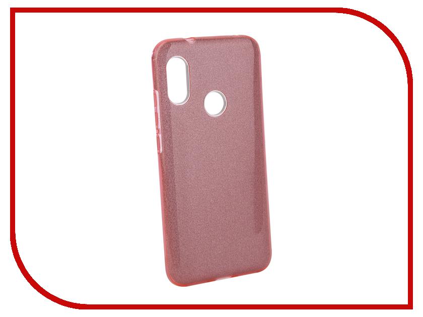 Аксессуар Чехол для Xiaomi Redmi 6 Pro Neypo Brilliant Pink Crystals NBRL5319 аксессуар чехол macbook pro 13 speck seethru pink spk a2729