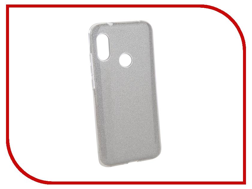 Аксессуар Чехол для Xiaomi Redmi 6 Pro Neypo Brilliant Silver Crystals NBRL5320 аксессуар чехол для xiaomi redmi 5 plus neypo brilliant silicone purple crystals nbrl4042