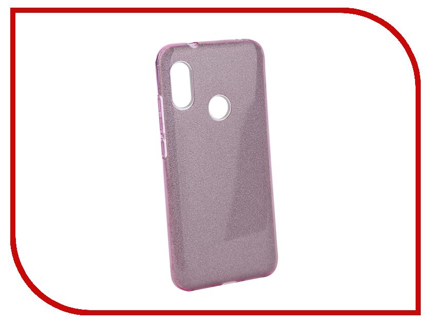 Аксессуар Чехол для Xiaomi Redmi 6 Pro Neypo Brilliant Violet Crystals NBRL5321 чехол книжка red line book type для xiaomi redmi 5 black