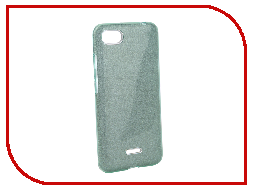 Аксессуар Чехол для Xiaomi Redmi 6A Neypo Brilliant Turquoise Crystals NBRL5341 аксессуар чехол для huawei p20 pro neypo brilliant silicone turquoise crystals nbrl4561