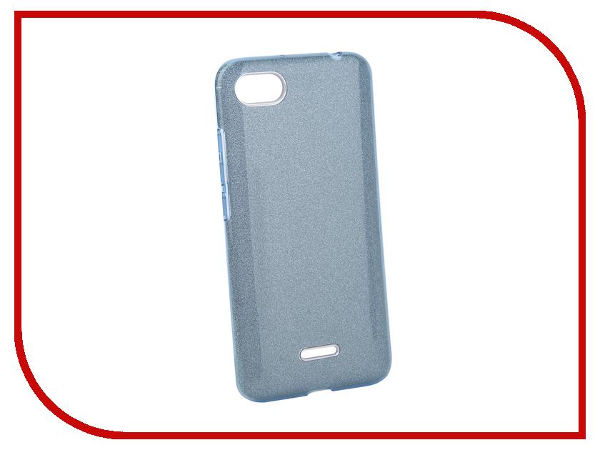 Аксессуар Чехол для Xiaomi Redmi 6A Neypo Brilliant Light Blue Crystals NBRL5342 аксессуар чехол для xiaomi redmi 5 plus neypo brilliant silicone purple crystals nbrl4042