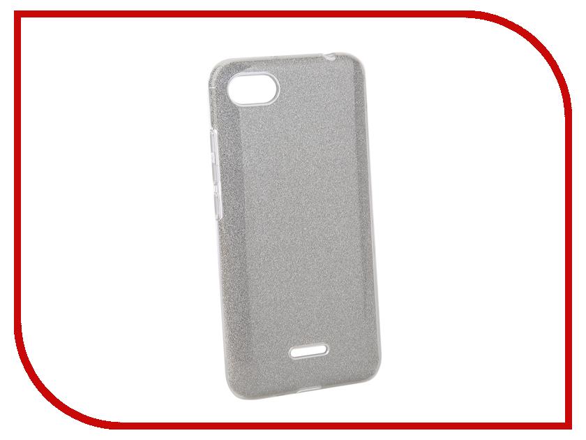 Аксессуар Чехол для Xiaomi Redmi 6A Neypo Brilliant Silver Crystals NBRL5346 аксессуар чехол для xiaomi redmi 5 plus neypo brilliant silicone purple crystals nbrl4042