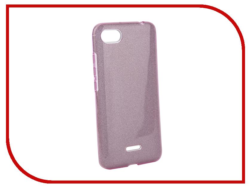 Аксессуар Чехол для Xiaomi Redmi 6A Neypo Brilliant Violet Crystals NBRL5347 аксессуар чехол для xiaomi redmi 5 plus neypo brilliant silicone purple crystals nbrl4042