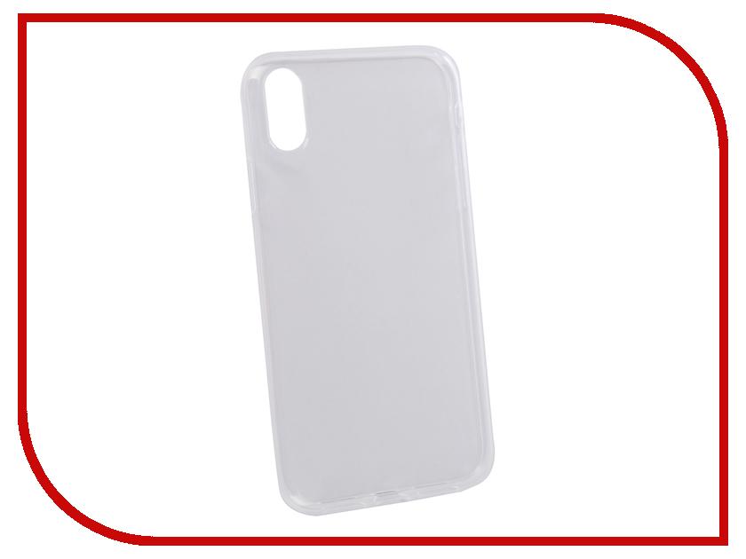 Аксессуар Чехол для APPLE iPhone XR Neypo Transparent NST5124 аксессуар