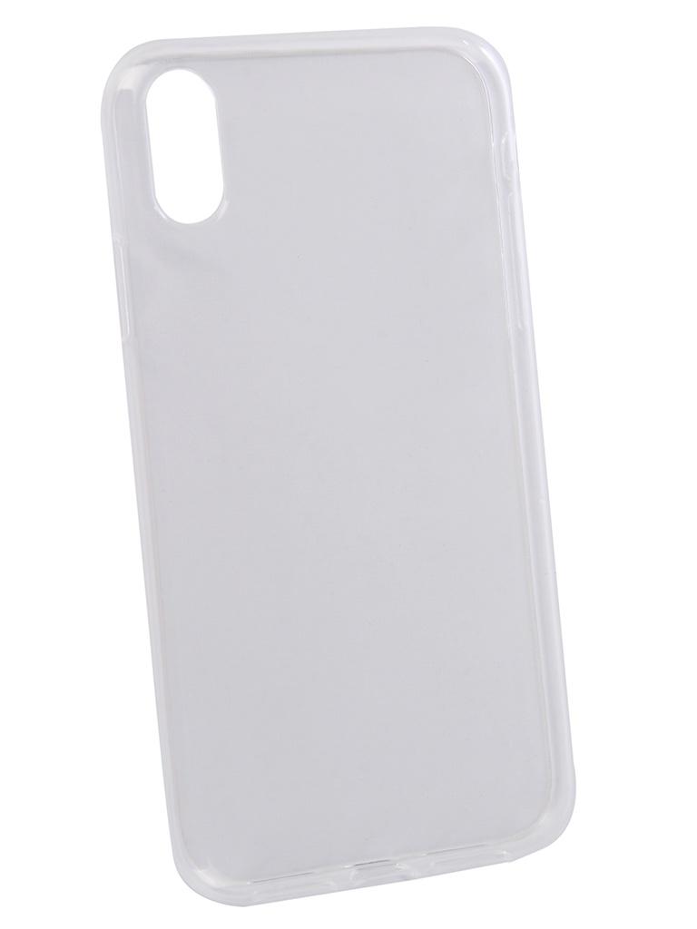 Аксессуар Чехол Neypo для APPLE iPhone XR Transparent NST5124 12storeez ботинки из замши с резинкой серо зеленые