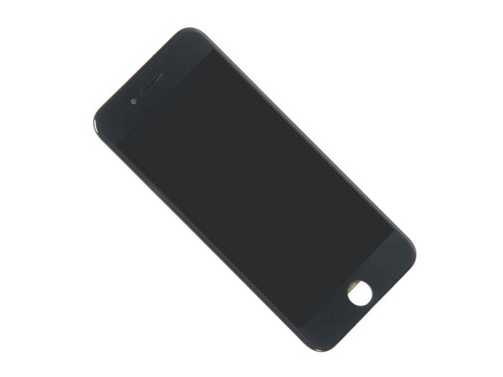 Дисплей RocknParts для iPhone 7 в сборе с тачскрином Refurbished Black 604924
