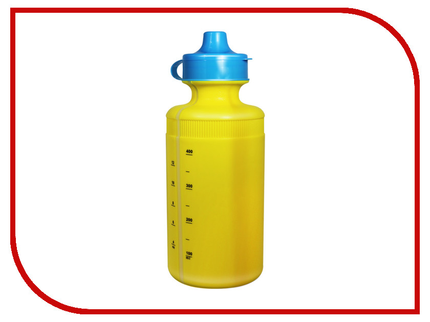 Бутылка Be First 500ml Yellow 65NL-yellow
