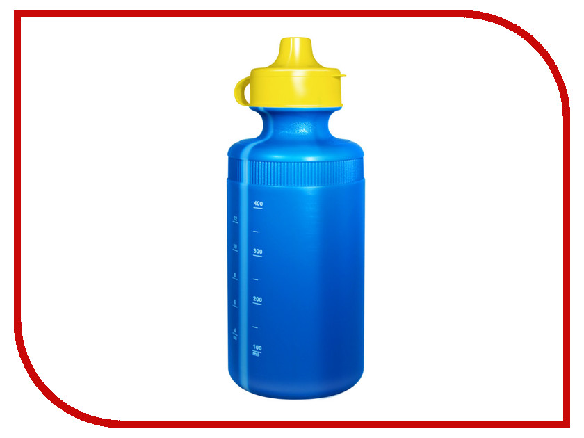 Бутылка Be First 500ml Blue 65NL-blue бутылка для воды mizu m8 800ml st blue light blue loop cap