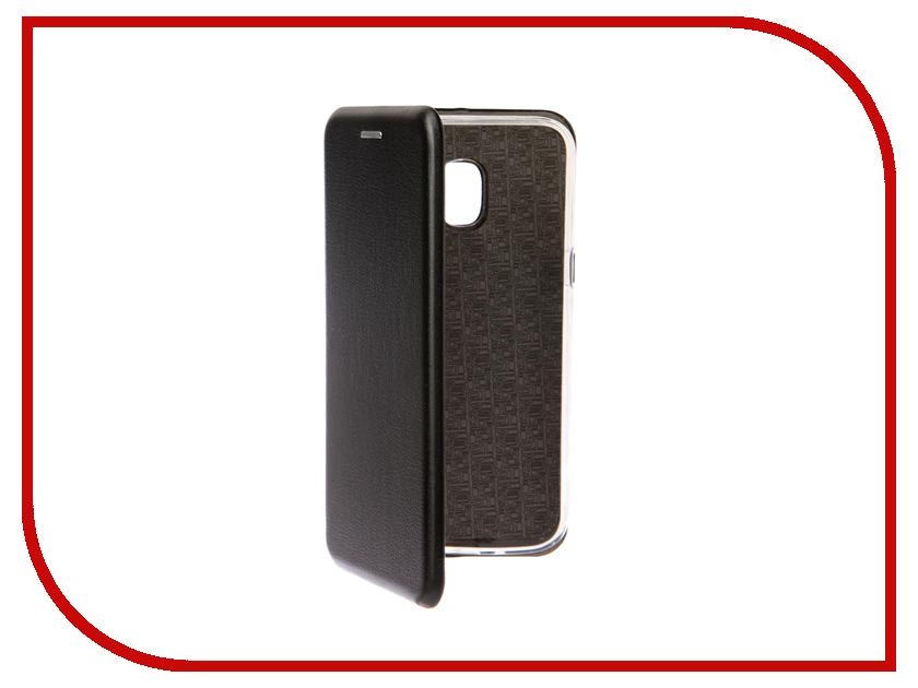 Аксессуар Чехол для Samsung Galaxy J2 2018 Neypo Premium Black NSB4002 аксессуар защитное стекло для samsung galaxy j2 2018 neypo full screen glass white frame nfg3963