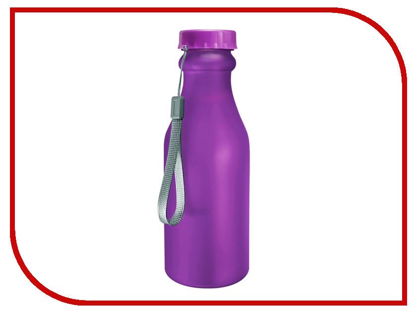 Бутылка Be First 500ml Purple Matte бутылка be first 500ml red matte