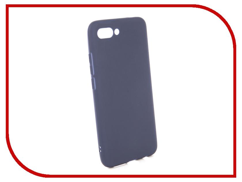 Аксессуар Чехол для Huawei Honor 10 Neypo Soft Matte Dark Blue NST4643
