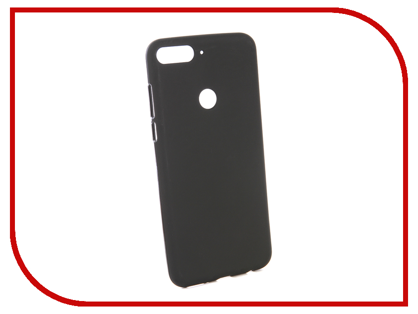 Аксессуар Чехол для Huawei Honor 7C Pro Neypo Soft Matte Black NST5405 аксессуар чехол для xiaomi mi a1 neypo soft touch black st3324