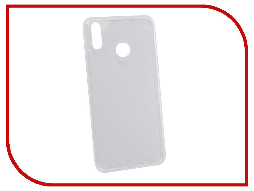 Аксессуар Чехол для Huawei Honor 8X Neypo Transparent NST5809 аксессуар