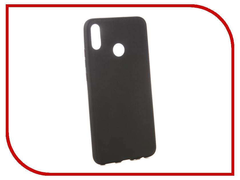 Аксессуар Чехол для Huawei Honor 8X Neypo Soft Matte Black NST5833 аксессуар чехол для xiaomi mi a1 neypo soft touch black st3324