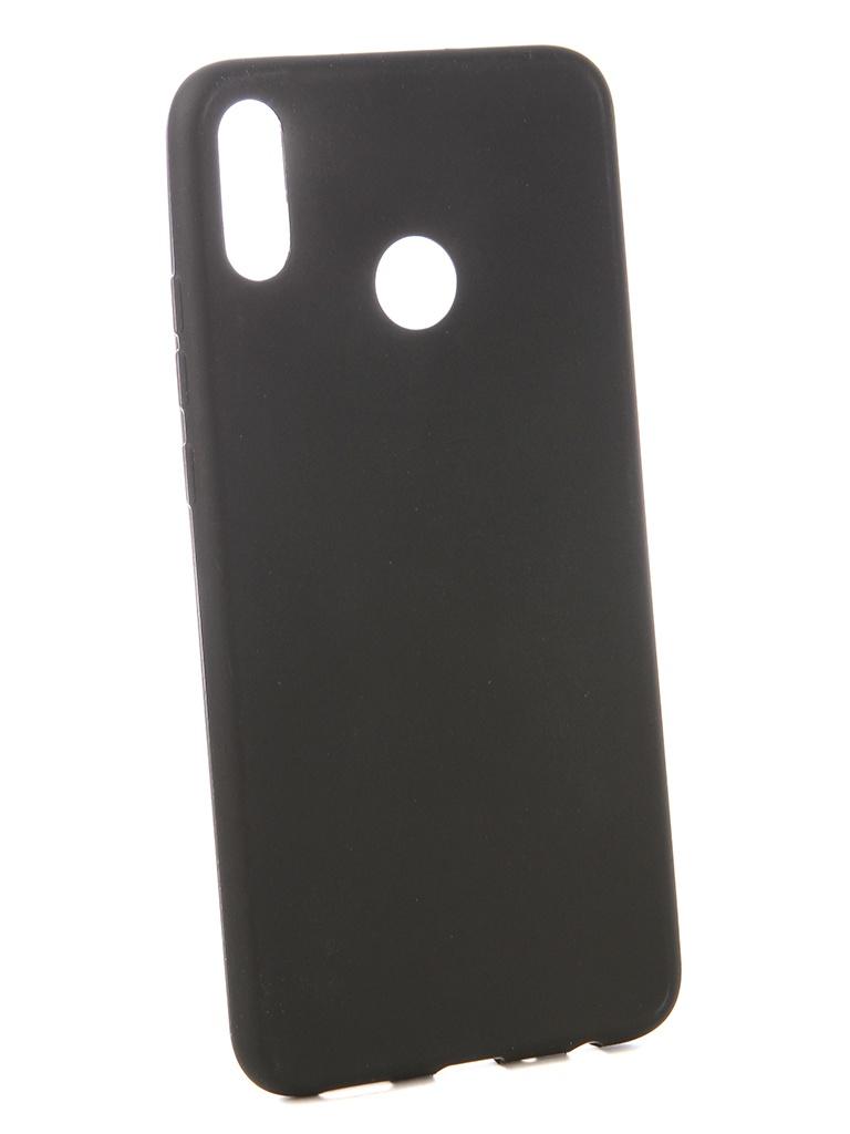 Чехол Neypo для Honor 8X Soft Matte Black NST5833