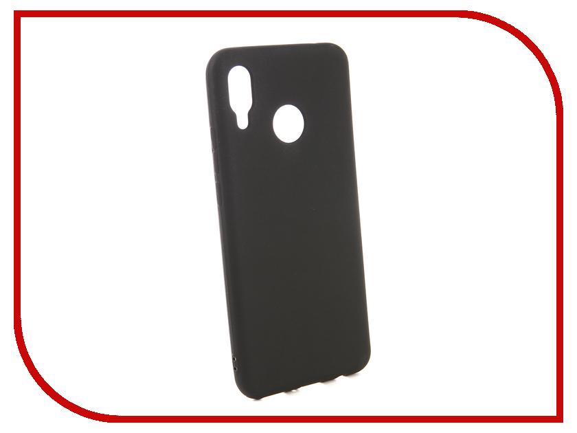 Аксессуар Чехол для Huawei Nova 3 Neypo Soft Matte Black NST4984 аксессуар чехол для xiaomi mi a1 neypo soft touch black st3324