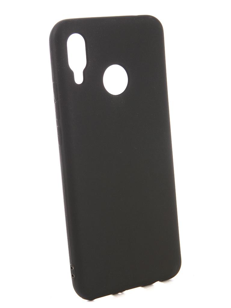 Аксессуар Чехол Neypo для Huawei Nova 3 Soft Matte Black NST4984 аксессуар чехол для xiaomi mi a1 neypo soft touch black st3324