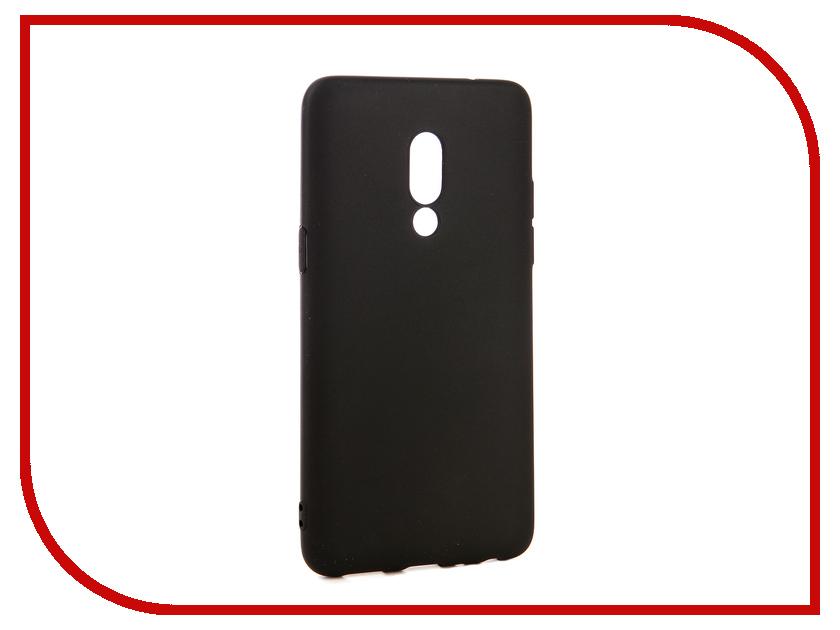 Аксессуар Чехол для Meizu 15 Plus Neypo Soft Matte Black NST5179 cam in matte soft screw shutter release button for leica hasselblad more black convex