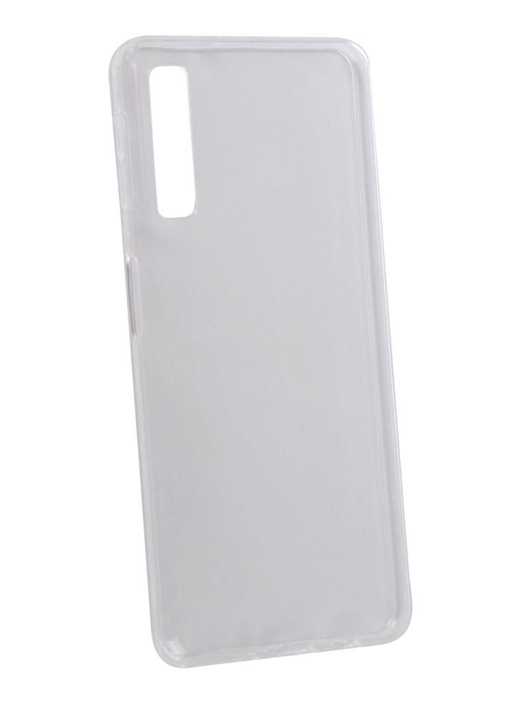 Аксессуар Чехол Neypo для Samsung Galaxy A7 2018 Transparent NST5811 аксессуар чехол samsung galaxy a7 2017 borasco silicone transparent