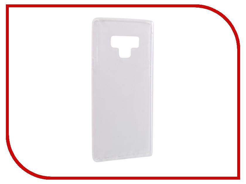 Аксессуар Чехол для Samsung Galaxy Note 9 Neypo Transparent NST4977