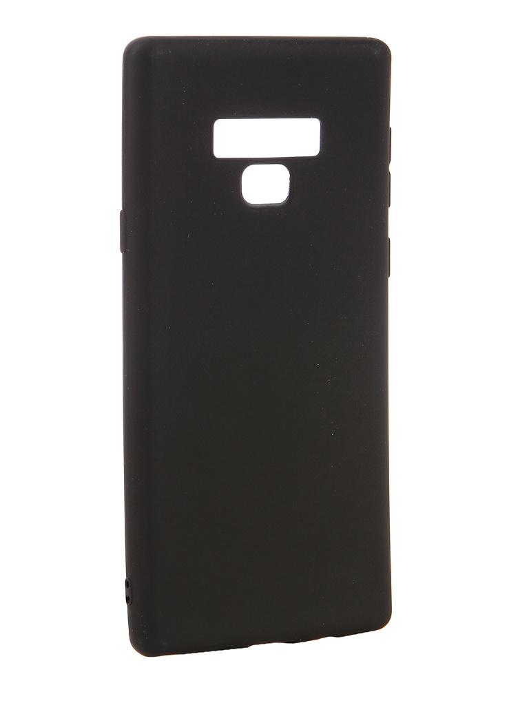 Аксессуар Чехол Neypo для Samsung Galaxy Note 9 Soft Matte Black NST4948 аксессуар чехол для samsung galaxy a6 plus 2018 neypo soft matte red nst4632