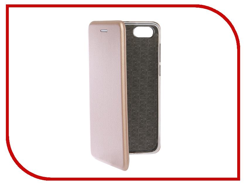 Аксессуар Чехол для Huawei Honor 7A Neypo Premium Rose Gold NSB5429 аксессуар чехол huawei honor 7 aksberry gold