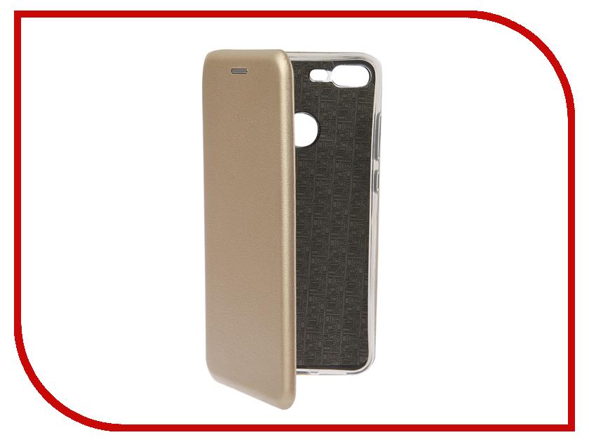 Аксессуар Чехол для Huawei Honor 9 Lite Neypo Premium Gold NSB4732 аксессуар чехол huawei honor 7 aksberry gold